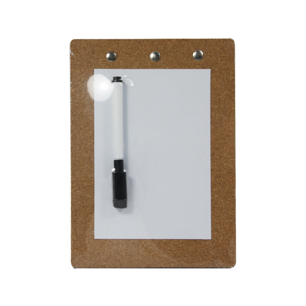 DRY ERASE & MESSAGE BOARD