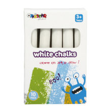 White chalks 10 pack