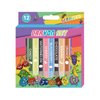 12PK Scented Short Twist Crayons