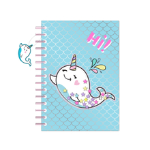 A5 Wiro Notebook