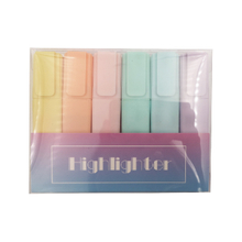 6PK highlighters