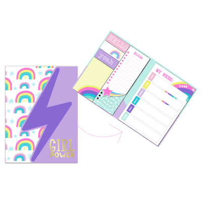 Magnet Notepad Book