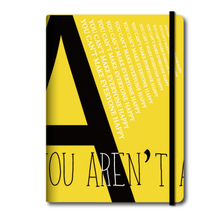 A5 softcover PU notebook
