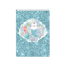 A5 Glitter PU notebook