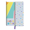 A5 PU notebook with case cover
