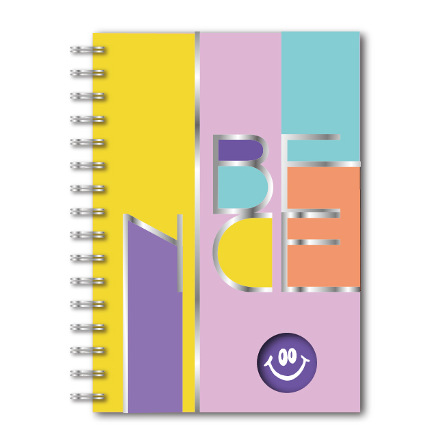 A5 hardback wiro notebook