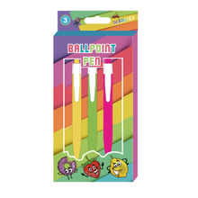 3PK Scented Ball Pens