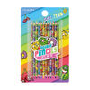 12PK Scented Double Ended Coloring pencils